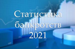 Мнения экспертов по статистике банкротств на 2021 год. Подведение итогов и прогноз на ближайшее будущее.